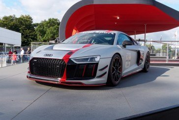 Audi UK et Audi Tradition en force au Goodwood Festival of Speed 2017