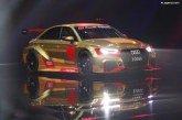 Audi a présenté la 100 ème Audi RS 3 LMS à l'Audi Summit 2017
