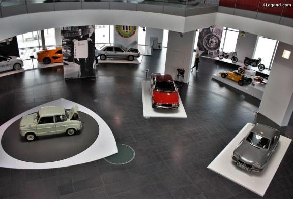 Exposition Revolution – Audi Forum Ingolstadt.