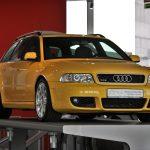 Exposition «Schöne Kombis heissen Avant» – Audi Ingolstadt.