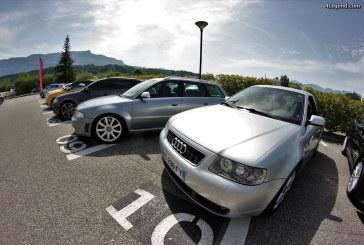 Première édition des Jean Lain Audi Days, de l'UR quattro au RS5.
