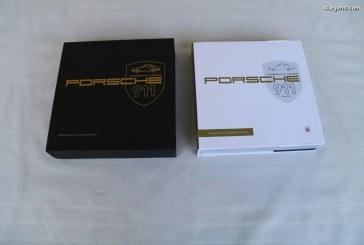 Livre «Porsche 911 – The Ultimate Book of the Air-Cooled» de Brian Long, publié par Veloce Publishing