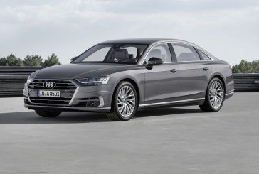 Nouvelle Audi A8 D5 – Un avant goût du futur automobile