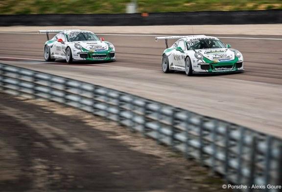 Porsche Carrera Cup France – Victoire de Julien Andlauer à Dijon