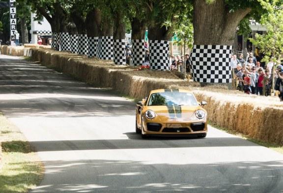 Une présence remarquée de Porsche au Goodwood Festival of Speed 2017