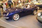 Techno Classica 2017 – Le premier exemplaire des 14 Porsche 911 Turbo Cabriolet Type 993 de 1995