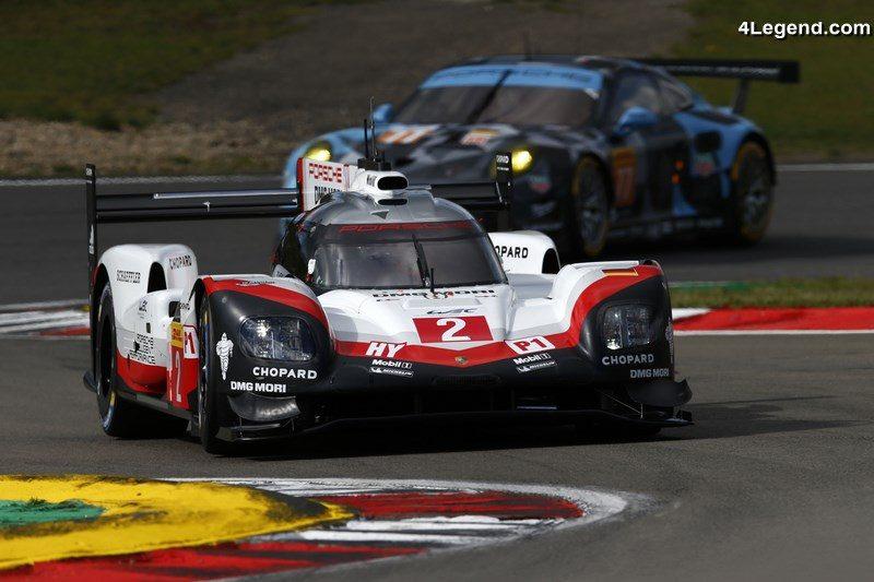 Porsche abandonne l'Endurance et rejoint la Formule E