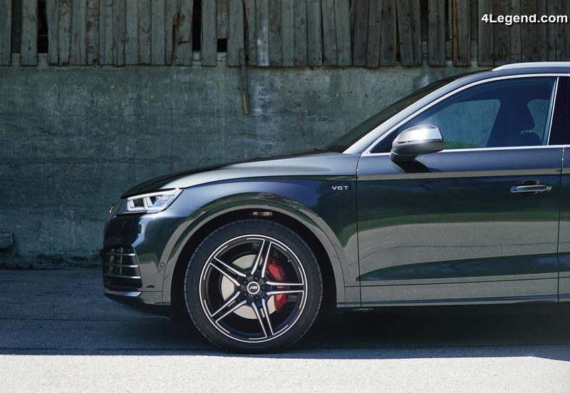 abt audi sq5 le suv sportif fort de 425 ch et 550 nm. Black Bedroom Furniture Sets. Home Design Ideas