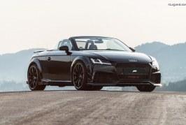 ABT TT RS-R Roadster – L'Audi TT RS Roadster avec 500 ch et 570 Nm limitée à 50 exemplaires