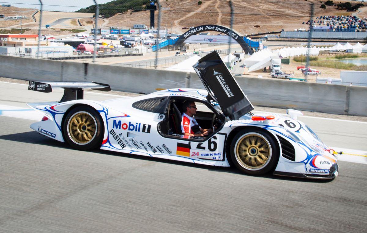 Prochain rassemblement Porsche