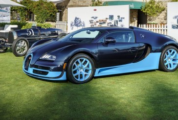 Bugatti Certified au Quail 2017