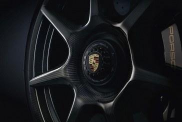 Des jantes en fibre de carbone tressée en option pour la Porsche 911 Turbo S Exclusive Series