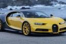 Livraison de la première Bugatti Chiron aux États-Unis lors du Concours d'Élégance de Pebble Beach 2017