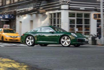 La millionième Porsche 911 en tournée aux États-Unis