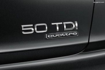 Nouvelles désignations de puissance pour Audi à l'aide de 2 chiffres comme en Asie