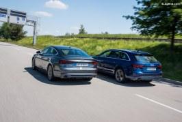Ouverture des commandes pour les Audi A4 et A5 g-tron