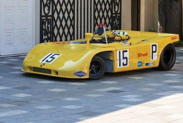 Porsche 908/03 Spyder châssis 003 de 1970 vendue 3 575 000 $ à Monterey