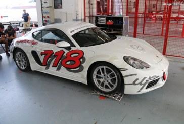 Porsche Days 2017 – Présentation de la Porsche 718 Sport Cup