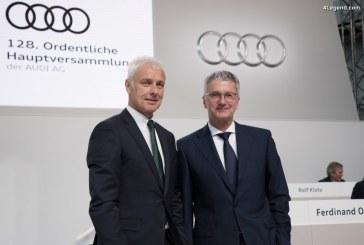 Audi nomme quatre nouveaux membres au conseil d'administration