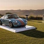 Seconde soirée Singer au Monterey Car Week 2017 et exposition de Porsche 911 Singer au Quail 2017