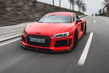 ABT propose une augmentation de puissance pour les Audi R8 V10 – 610 ch et 560 Nm