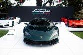 Nouvelles Lamborghini Aventador S et Huracán Performante personnalisées par Ad Personam à Pebble Beach