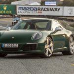 Porsche a célèbré sa millionième 911 à la Monterey Car Week 2017