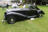 Chantilly 2017 - Horch 853 Coupé Manuela Replica de 1937