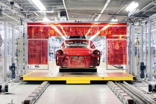 La 999 999ème Porsche 911 livrée au Canada