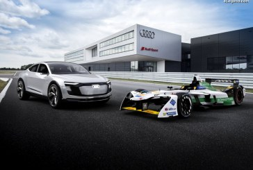 Nouvelle Audi e-tron FE04 pour courir en Formule E – La nouvelle voiture de sport électrique