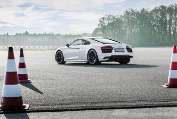 Nouvelle Audi R8 V10 RWS – Premier modèle Audi de série à propulsion limité à 999 exemplaires