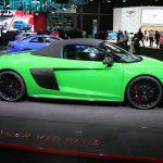 IAA 2017 – Audi R8 Spyder V10 plus & son mécanisme de capote
