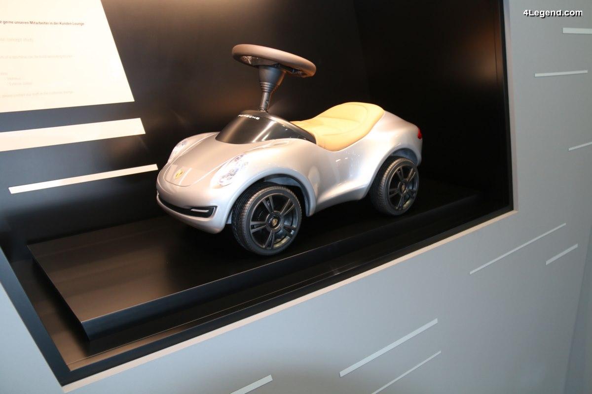 IAA 2017 - Baby Porsche Concept par Porsche Exclusive Manufaktur