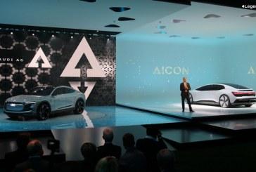 IAA 2017 – Best of Audi de la 1ère journée presse