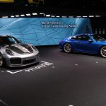 IAA 2017 – Best of Porsche de la 1ère journée presse