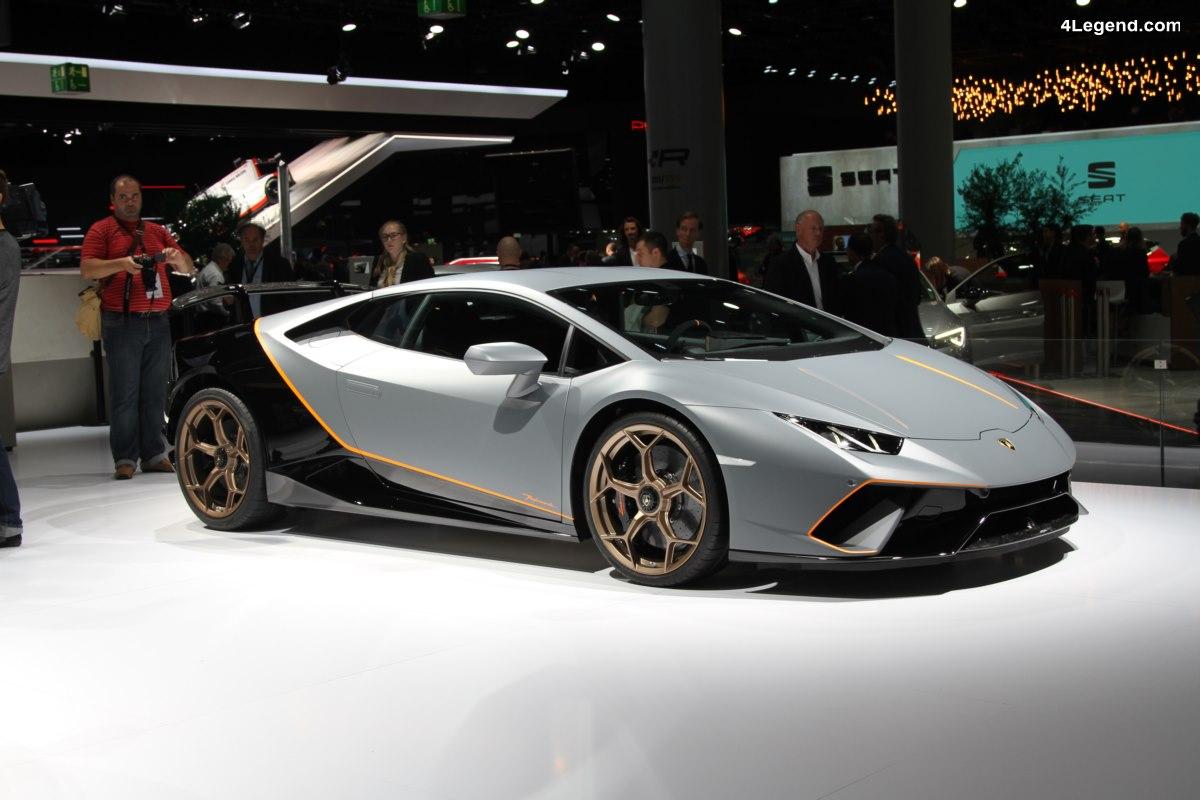IAA 2017 - Lamborghini Huracán Performante by Ad Personam