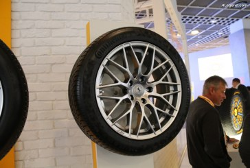 IAA 2017 – Nouveau pneu Continental PremiumContact 6 doté de gênes sportifs