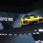 IAA 2017 – Porsche 911 GT2 RS : bestiale avec son Pack Weissach