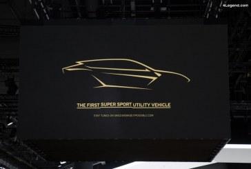 IAA 2017 – Lamborghini fait discrètement du teasing pour son nouveau SUV : l'Urus