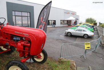 Inauguration du Showroom Selection RS – La plus belle et la plus grande boutique Porsche