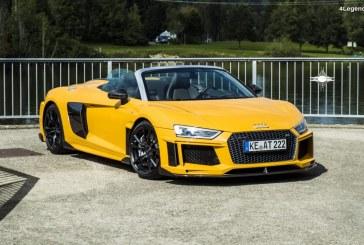 ABT présente ses nouveaux kits carrosserie Street & Race pour les Audi R8 Spyder et Coupé