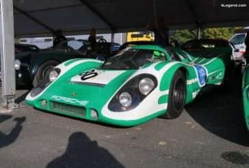 LGHA 2017 – Porsche 917 K de 1969 de David Piper – Châssis 917-010