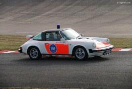 LGHA 2017 – Porsche 911 Carrera 3.2 Targa Rijkspolitie de 1986