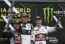 WRX – Podium pour Ekström avec son Audi S1 EKS RX quattro à Lohéac