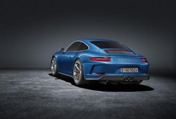 Porsche 911 GT3 avec Pack Touring – Une 911 GT3 avec transmission manuelle et sans aileron arrière