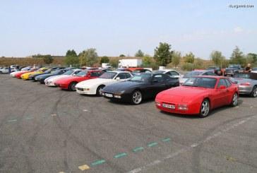 Porsche Days 2017 – Les Porsche à moteur avant (PMA) bien représentées