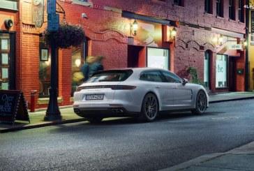 Porsche Panamera Turbo S E-Hybrid Sport Turismo – La Sport Turismo la plus puissante avec 680 ch