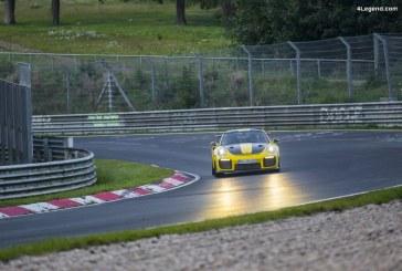 La Porsche 911 GT2 RS pulvérise le record sur la Nordschleife du Nürburgring en 6 min et 47.3 s