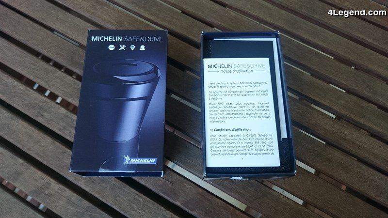 iaa 2017 michelin safe drive une solution ecall et de mobilit connect e pour plus de. Black Bedroom Furniture Sets. Home Design Ideas