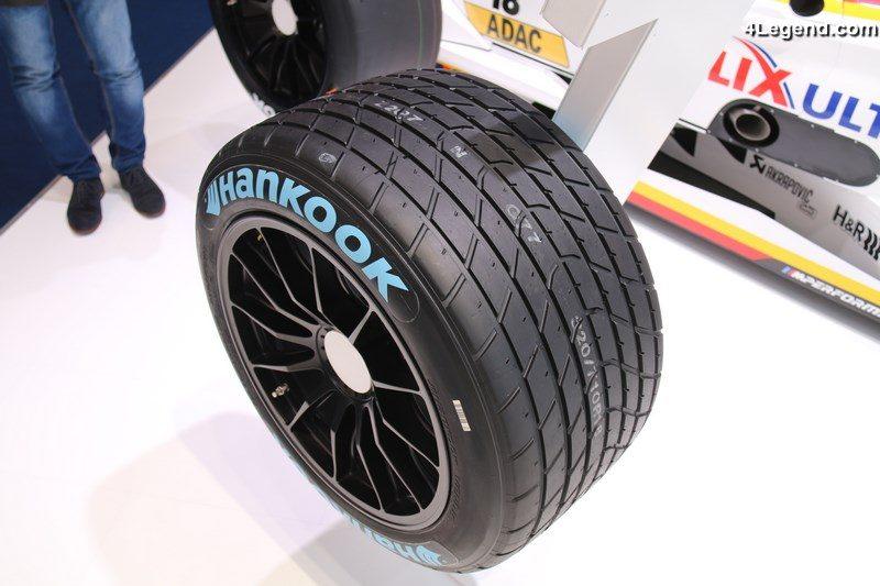 iaa 2017 une nouvelle g n ration de pneus de course hankook pour la saison 2017 du dtm. Black Bedroom Furniture Sets. Home Design Ideas
